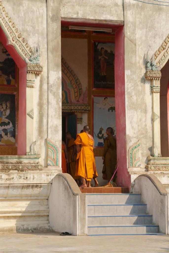 Northeast Thailand temple