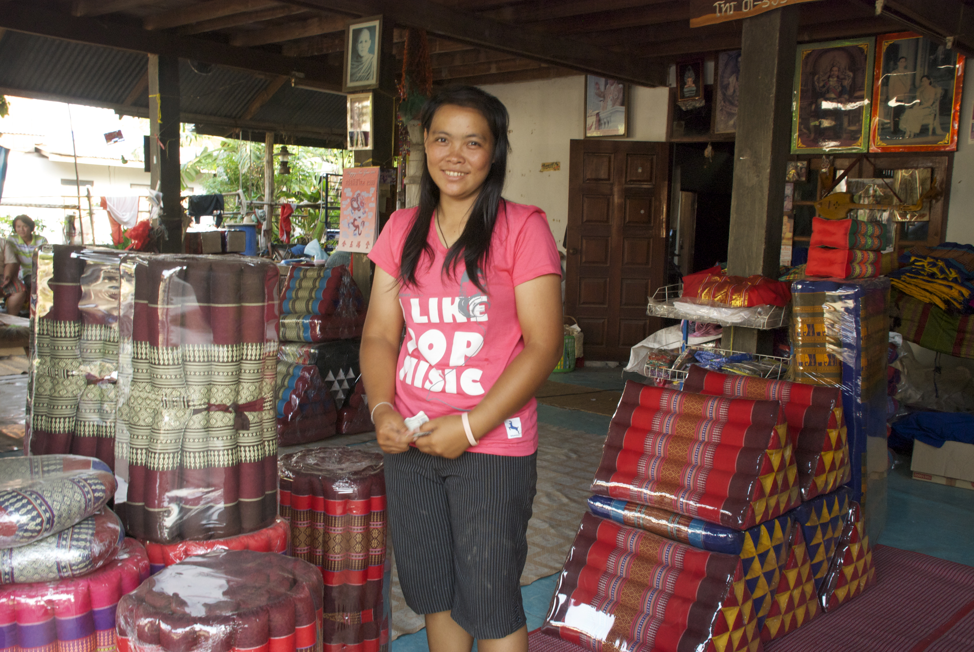 Pillows And Politeness In Yasothon Missadventure Travel