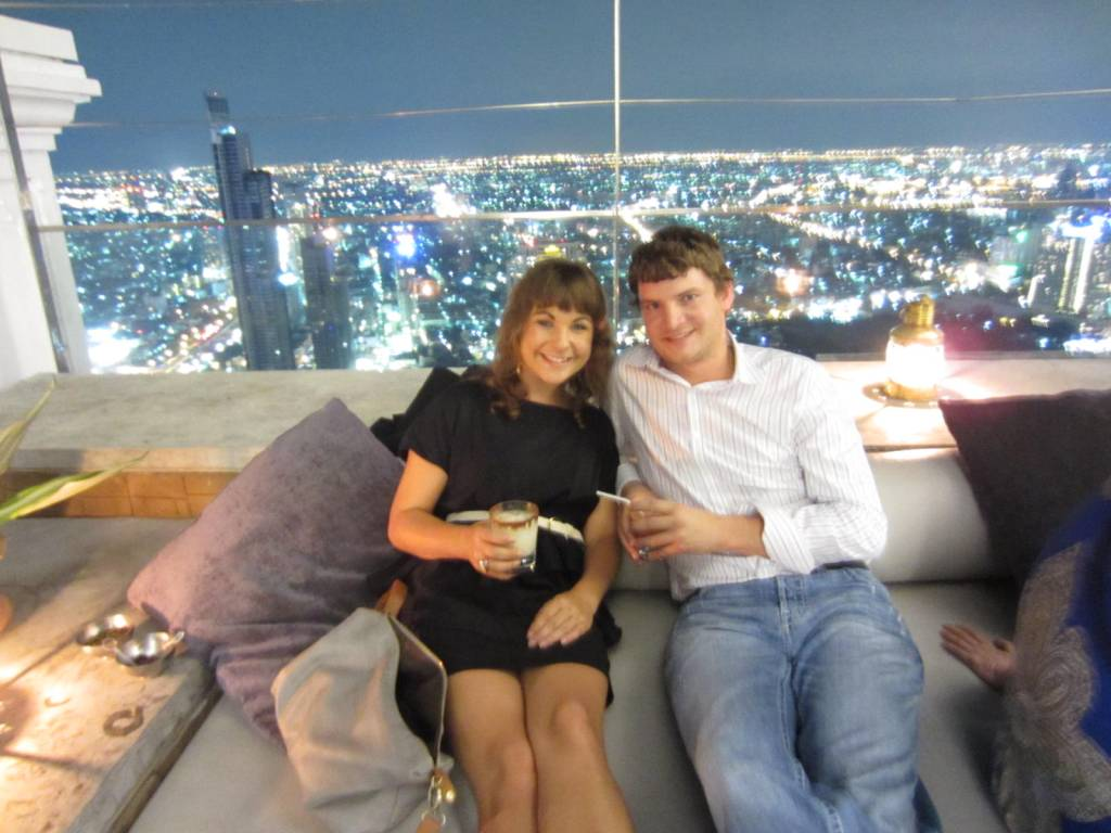 Sky Bar State Tower Bangkok