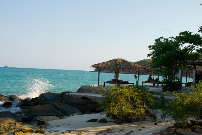 Loong Dum Beach, Koh Samet Thailand