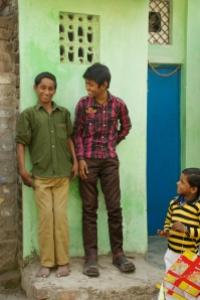 India children Haridwar