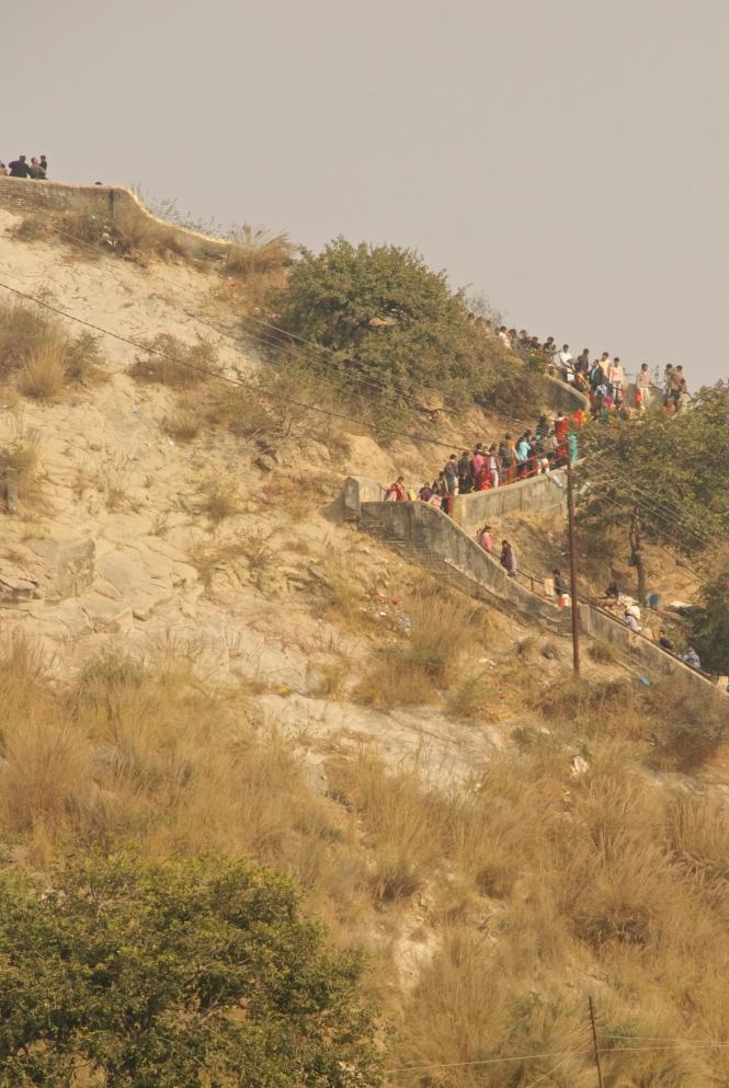 India crowd