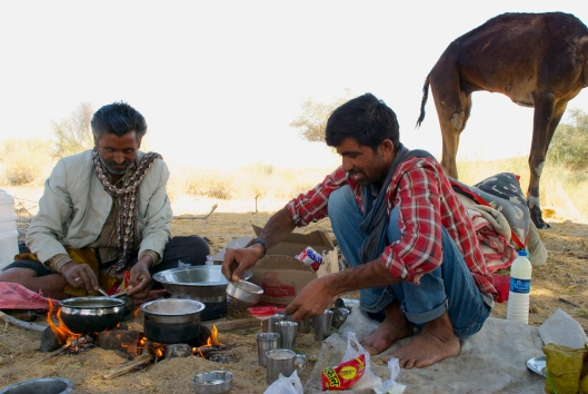safari cooking india