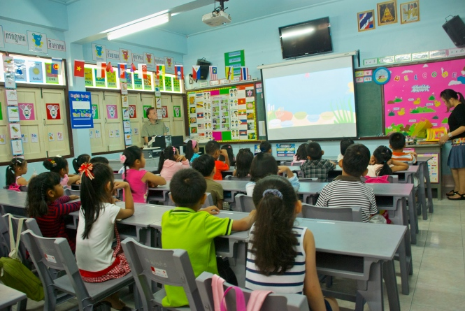 Teach Preschool in Thailand