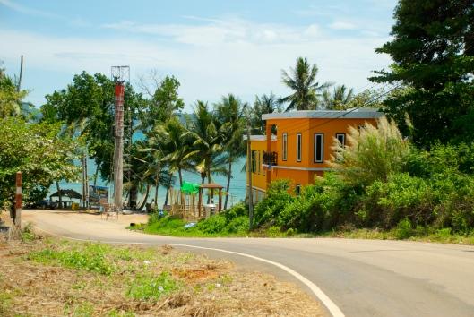 Beach in Trat Thailand