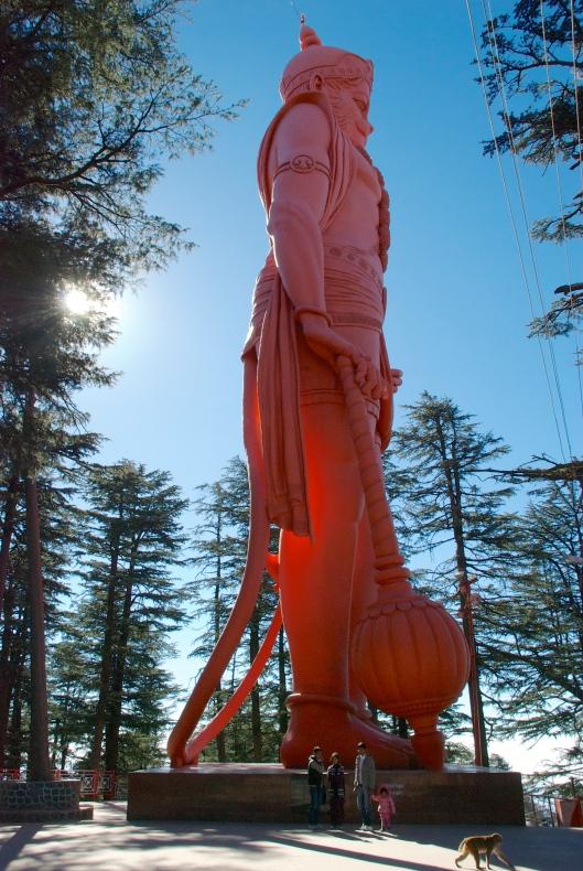 Hanuman Statue Shimla