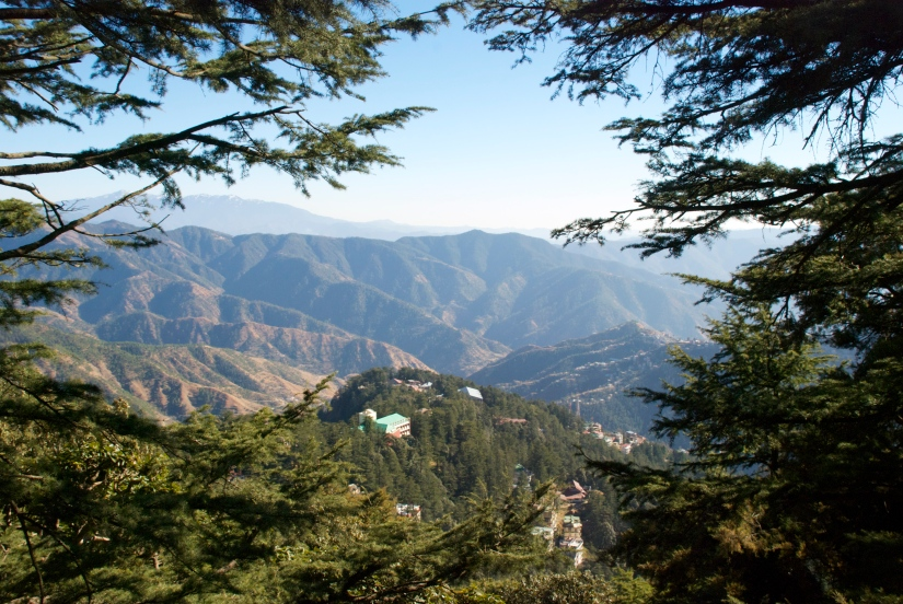 Shimla Himalayan Mountains