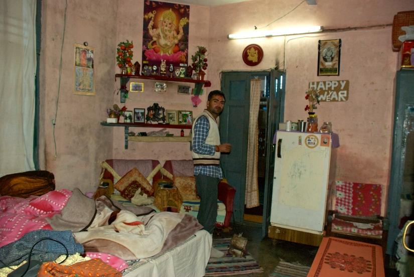 Indian home Shimla