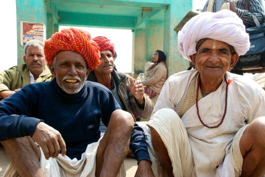 Varanassi, India turban